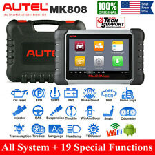 Autel Maxisys MK808 MK808BT Auto OBD2 OBD Diagnostic Scanner Tablet Key Coding