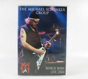 The Michael Schenker Group World Wide Live 2004