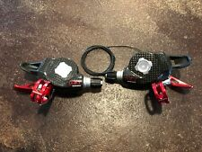 SRAM X-0,X.O,XO,X.0,X0,X-O Redwin Shifters Carbon , 3x9, shipping included