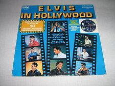 ELVIS PRESLEY 33 TOURS CANADA ELVIS IN HOLLYWOOD