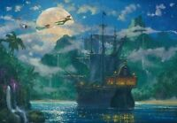 Disney Jigsaw Puzzle 1000 Pieces D-1000-416 Peter Pan