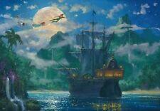 Disney Jigsaw Puzzle 1000 Pieces D-1000-416 Peter Pan