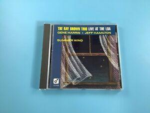 The Ray Brown Trio - Summerwind - Musik CD Album