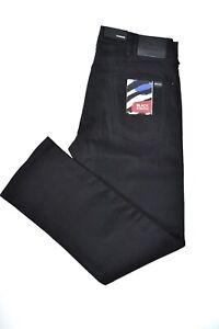 "Paul Smith Ps Herren Schwarz Stretch Standard Passform Jeans 32"" R BNWT"