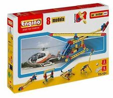 ELENCO ENG-0820 DIY ENGINO 8 Model Set