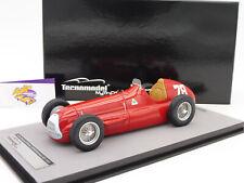 """Tecnomodel TM18-147D # Alfa Romeo Alfetta 159M #78 German GP """" P. Pietsch """" 1:18"""