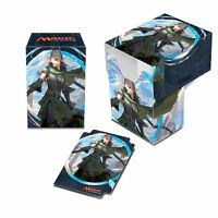 Kaladesh Nissa Vital Force ULTRA PRO DECK BOX FOR MTG CARDS