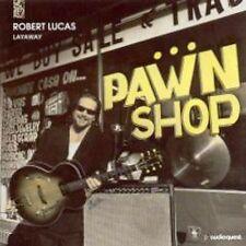 Layaway by Robert Lucas (CD, Apr-1994, Audioquest Records)