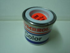 HUMBROL - ENAMEL PAINT - N° 209 FLUORESCENT FIRE ORANGE