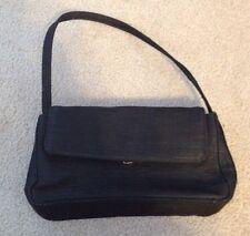 Ann Taylor Womens Small Black Handbag