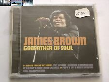 James Brown - Godfather of soul - CD 1998 -  NUOVO