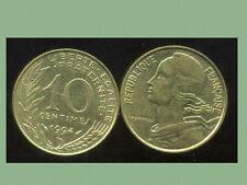FRANCE FRANCIA   10 centimes 1994  dauphin     marianne