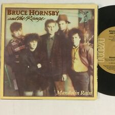 "Bruce Hornsby And The Range Mandolin Rain EXc RCA Label 7"" Single"
