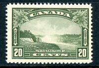 Canada 1935 Pictorial 20¢ Niagara Falls Scott #225 MNH R112