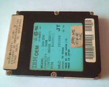 2.5 Hard Disk Drive IBM DHAA-2540 540MB 84G3011 D60386 JT OEM