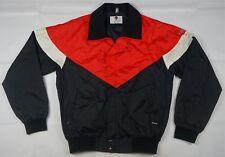 Rare Vintage DESCENTE Entrant SC Spell Out Color Block Full Zip Ski Jacket 90s M
