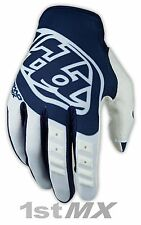 Troy Lee Designs GP Azul Marino TLD Guantes MX Motocross Offroad carrera Adultos Medio