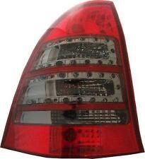 Rear Tail Lights LED Red-Black For Mercedes S203 01-07 Estate Sw Station Wagon