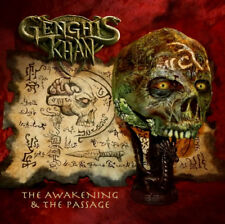 Gengis Khan - The Awakening ​/​ The Passage  US Speed / Power Metal