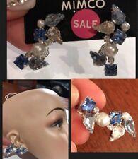Mimco $99.95 Gidget Ear Cuff Earrings New + Dust Bag