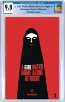 A Girl Walks Home Alone at Night  CGC 9.8 Deweese Cover A Var PRE-ORDER 11/18/20