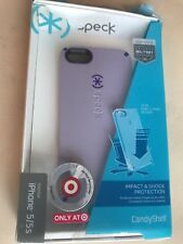 Speck Candyshell Iphone 5/5S/SE Lilac Purple Cell Phone Case SPK-A3762