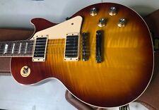 2020 Gibson Les Paul 60's Standard Unplayed Mint! Original Case Iced Tea 9lb 3oz