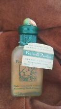 Fruits & Passion orange cantalope Foaming Bath Cream 3.4 oz.