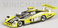 Minichamps Pm430781102 Alpine Renault a 442 N.2 1 43 Modellino Die Cast Model