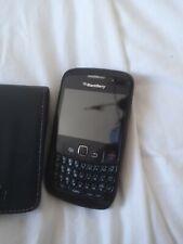 Blackberry Curve 8520 Negro Teléfono Móvil Smartphone Qwerty Desbloqueado Sim Gratis