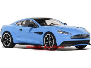 1:43 Aston Martin Vanquish Blau (Blue) Händler Auflage