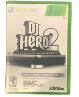 DJ Hero 2 (Microsoft Xbox 360, 2010)