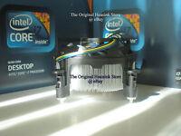 Intel i7 CPU Cooling Fan Heatsink for i7-920 i7-930 i7-940 i7-950 i7-960 - New