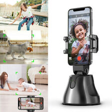 Smart AI 360° Rotation Face Tracking Gimbal Hand Free Personal Robot Cameraman