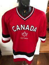 MENS XLarge Jersey  Shirt Victoria Canada