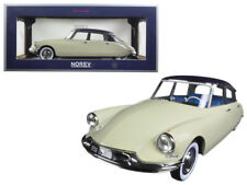 1/18 Norev 1956 Citroen DS19 Champagne Salon De Paris Octobre 55 Diecast 181565