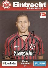 Karim Matmour Eintracht Frankfurt 2012/2013-2012/1312/13-DFB- 1860 München