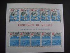 Monaco 1986 Europa Miniature Sheet SG MS 1780 MNH Cat £48.00