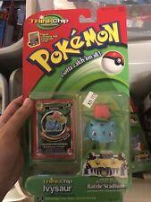 Pokemon Vintage Sealed Hasbro Toys - Ivysaur