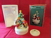 Music Box House Of Lloyd Wind Up Music Box Winter / Christmas 1988