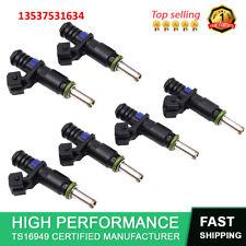6X 13537531634 Fuel Injector For 06-12 BMW 330xi 528i 525i Z4 X3 X5 328xi xDrive