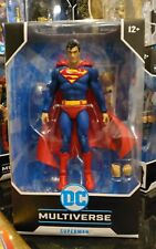 """SUPERMAN 7"""" MCFARLANE DC MULTIVERSE ACTION FIGURE NEW IN BOX ACTION COMICS #1000"""