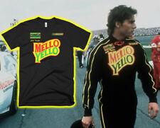 Cole Trickle Mello Yello Days of Thunder uniform shirt vintage throwback NASCAR