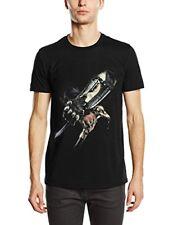 NEU: ASSASSIN'S CREED SYNDICATE Men's Hidden Blade Short Sleeve T-Shirt Black M