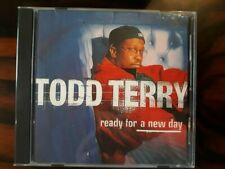 Todd Terry - Ready For A New Day (CD 1997)