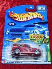 2002 Hot Wheels Treasure Hunt #12/12 Anglia Panel Mint On Mint Card
