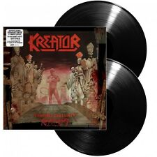 "Kreator 'Terrible Certainty' Gatefold 2x12"" Vinyl  -NEW"