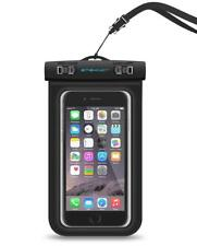 ETEKNIC Underwater Waterproof Phone Case Pouch Dust Proof Dry Bag Universal