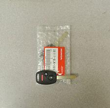 Genuine NEW OEM Honda 2007 Fit Remote Head Key 3 Button 35111-SLN-305