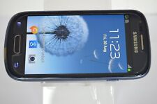 Samsung Galaxy S III Mini GT-I8190 8GB Smartphone - Pebble Blue (GRADE B)